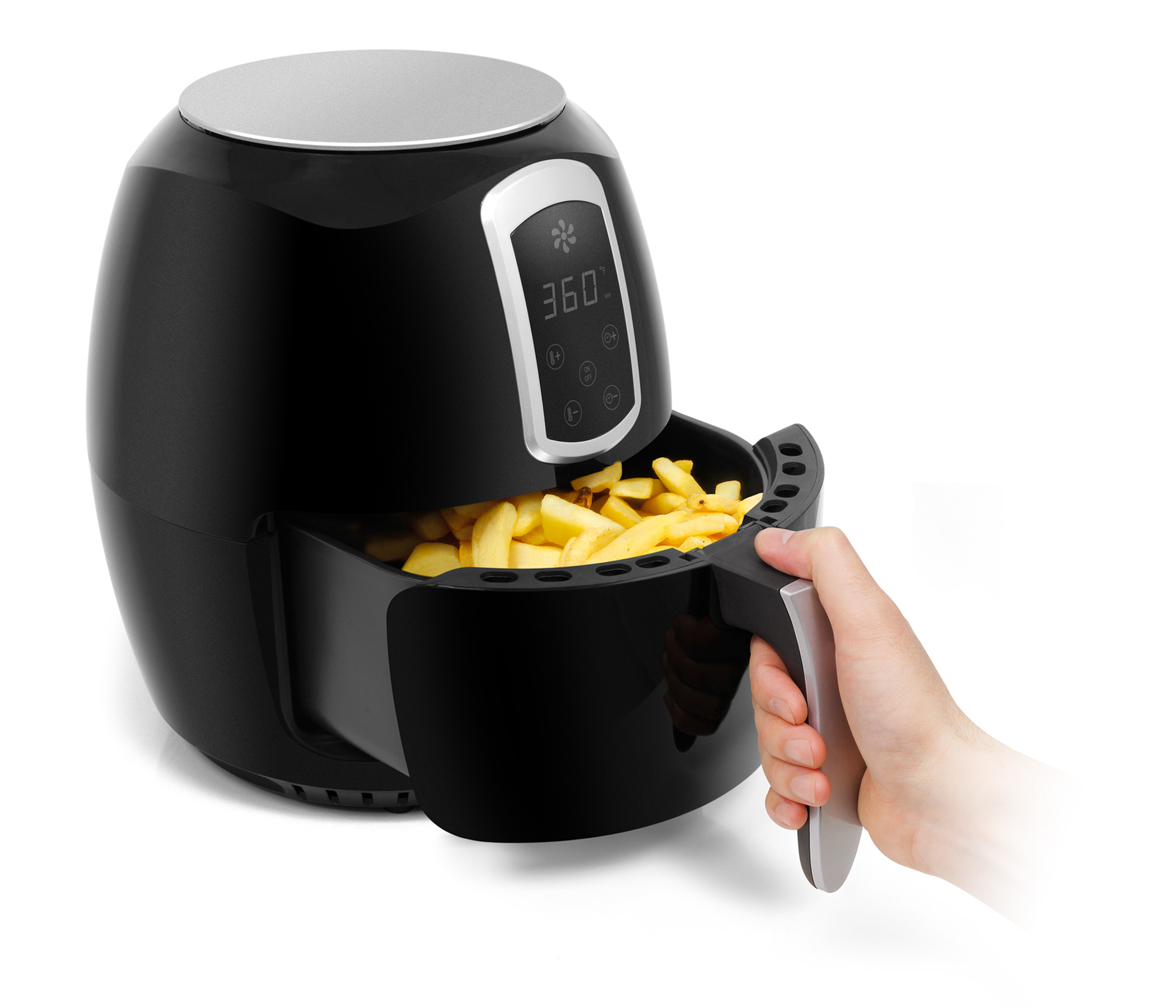 Nutri Airfry 3 6l Digital Air Fryer